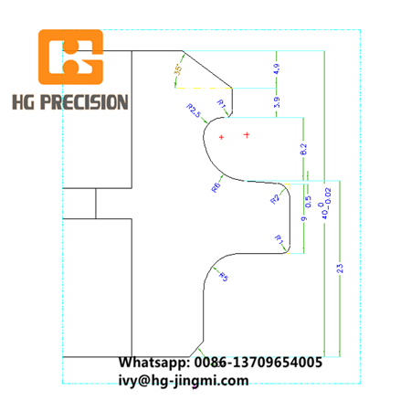 MACHINERY ROLLER COMPONENT-HG Precision