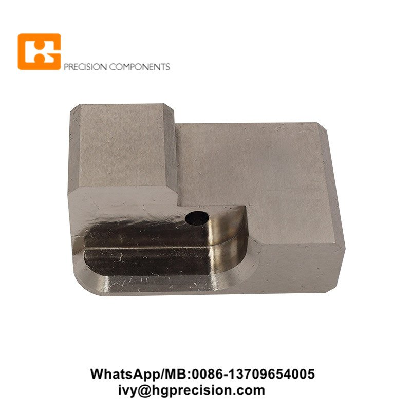 CNC Machinery Parts-HG Precision