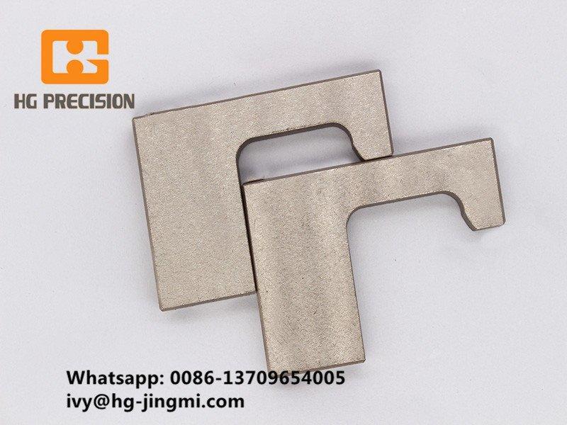CNC Machinery Stainless Steel Block