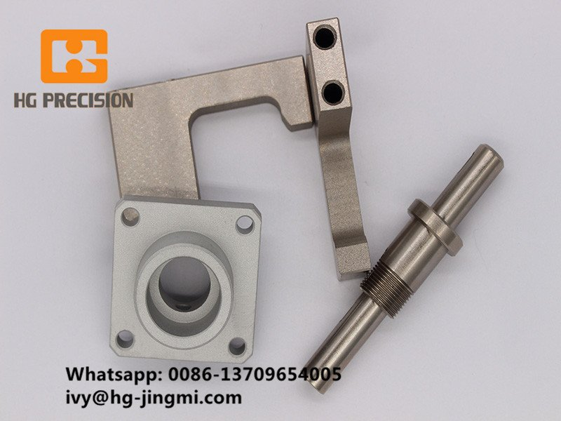 CNC Machinery Stainless Steel Block-HG Precision