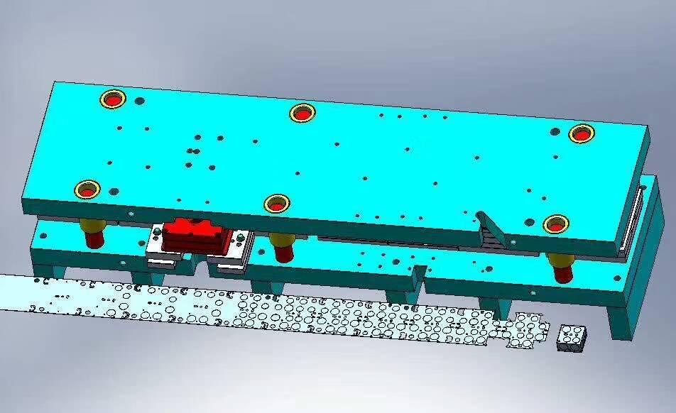 Metal Junction Box-HG Precision