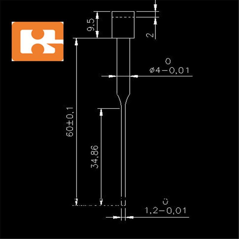 precision punch pin-HG Precision