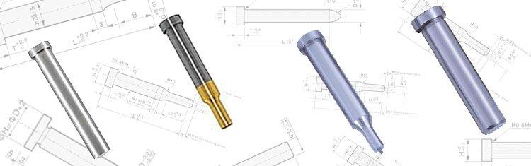 HG Precision Punch Pin
