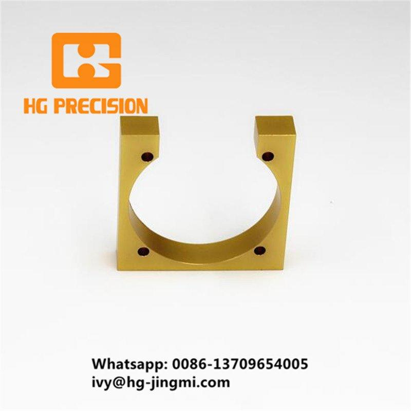 High Precision Machining CNC Copper Machined Parts