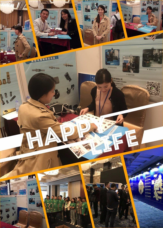 HG Precision in FBC Exhibition