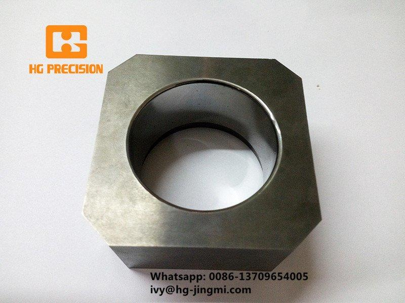 Tungsten Carbide Bushes OEM Manufacture