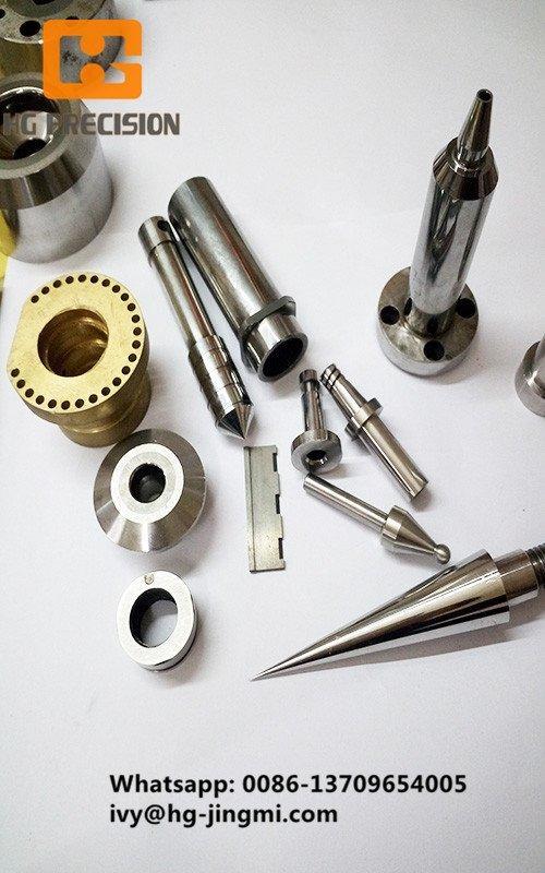 Precision Tungsten Dispensing Nozzle