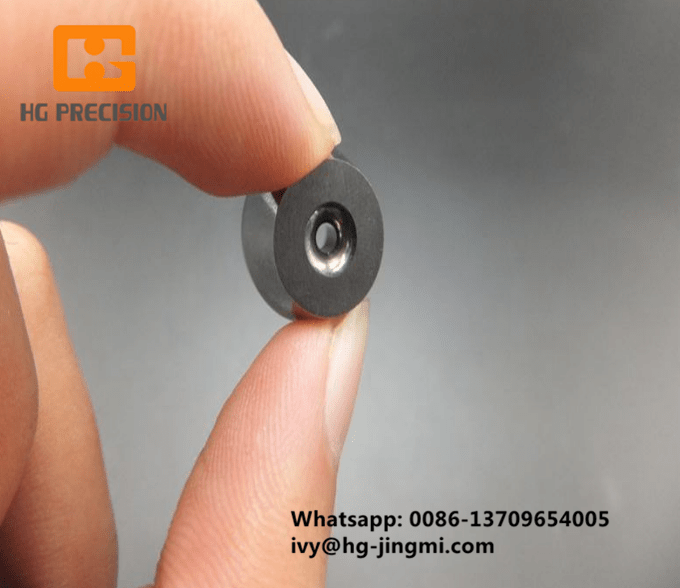 precision Tungsten dispensing nozzle-HG Precision