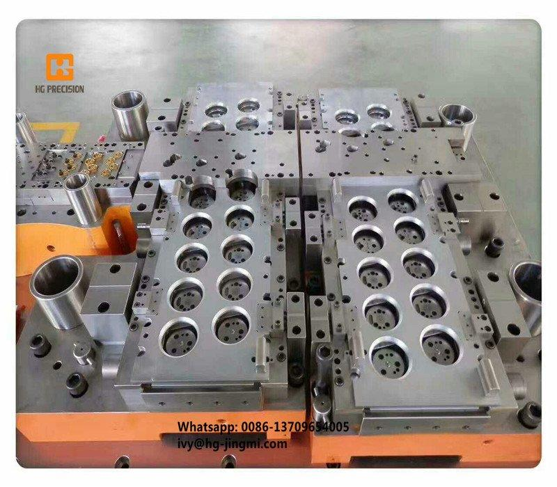 EOE Oval Aluminum End Offer For Tooling