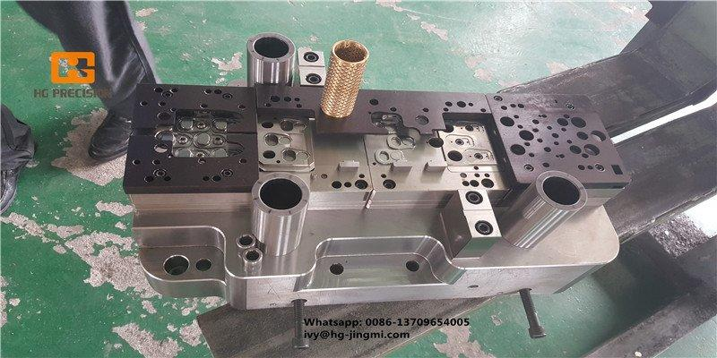 High Speed Easy-open End Tooling