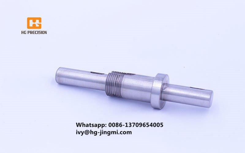 Textile Machinery Stainless Steel Shaft