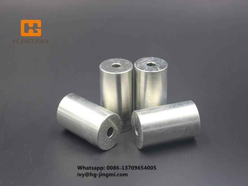 Custom Precision CNC Aluminum Machine Parts