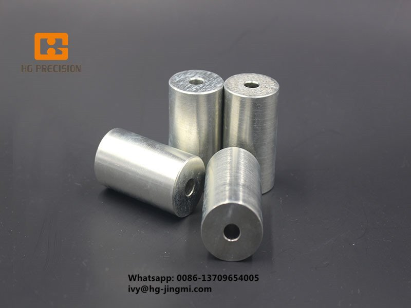 Custom Precision CNC Aluminum Machine Parts-HG Precision