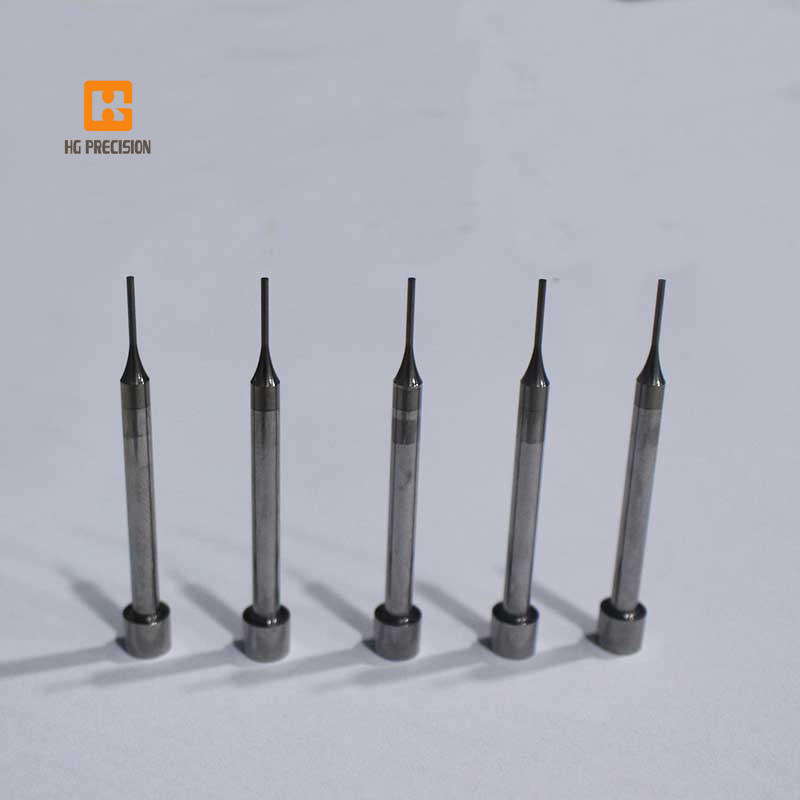 Tungsten V30 Punch With Ticn-HG Precision