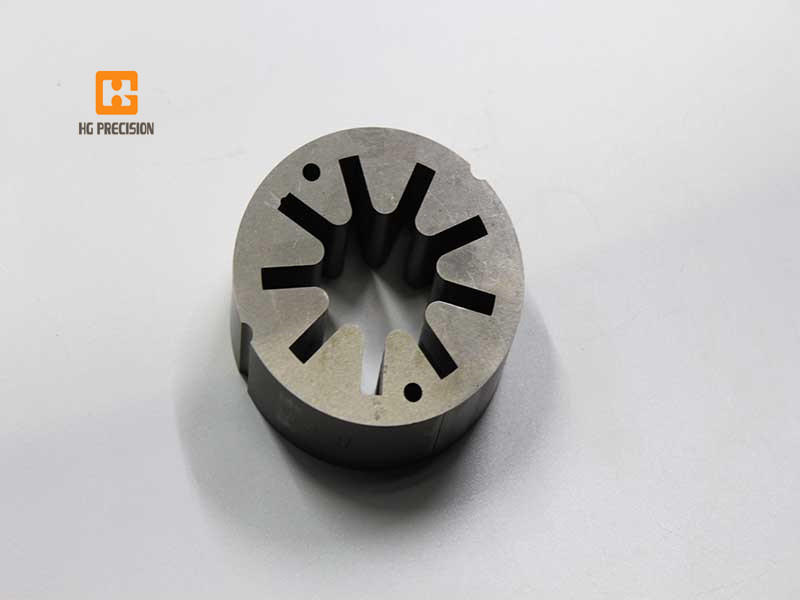 Tungsten Rotor And Stator Punch