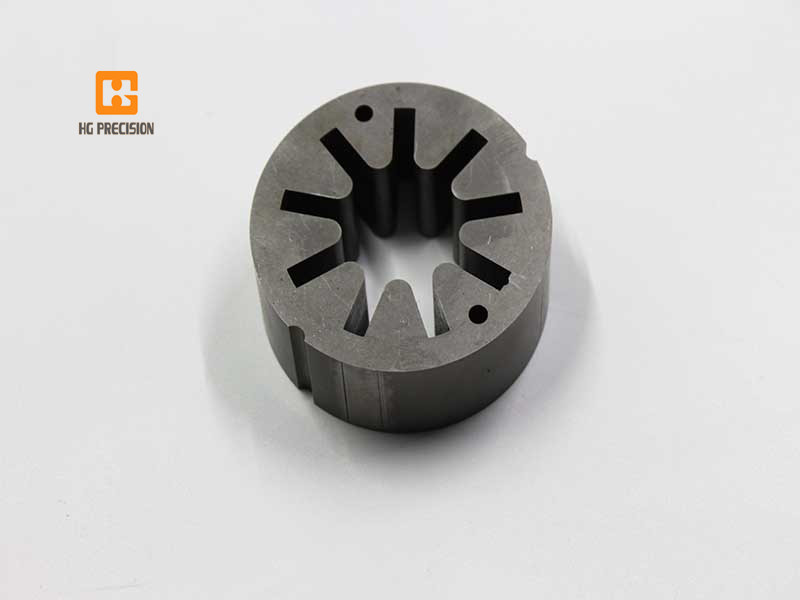 tungsten stator and rotor punch-HG Precision
