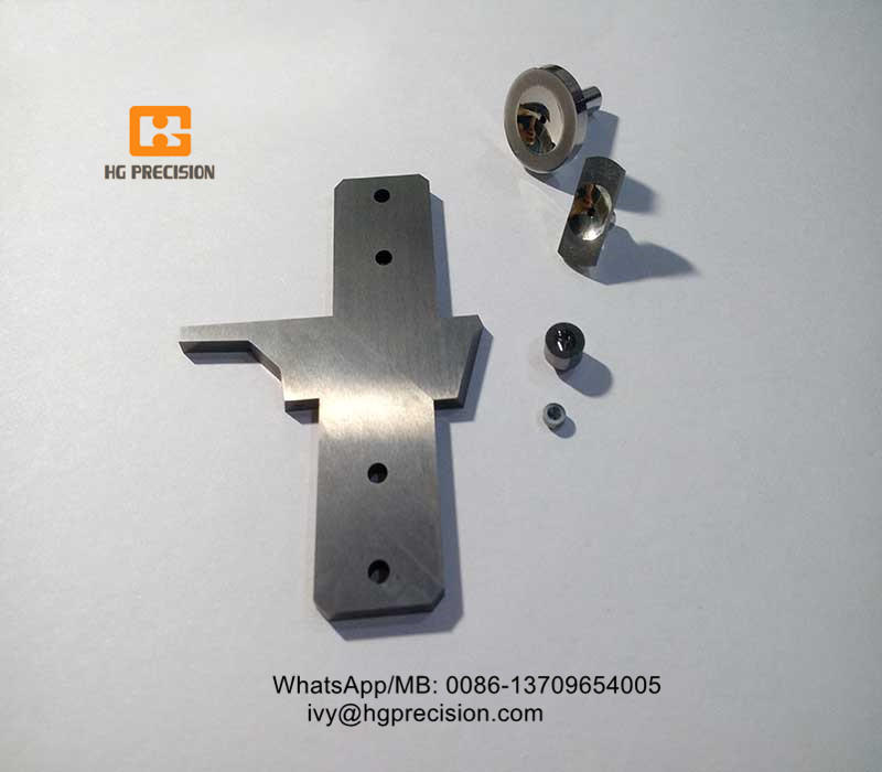 Tungsten Carbide Special Shape Mold Parts