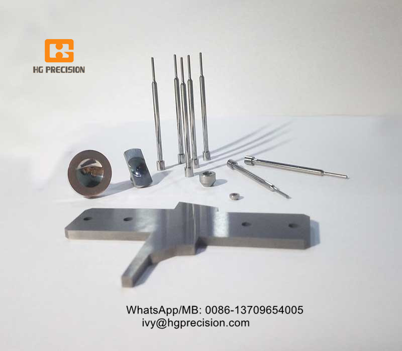 Tungsten Carbide Special Shape Mold Parts-HG Precision