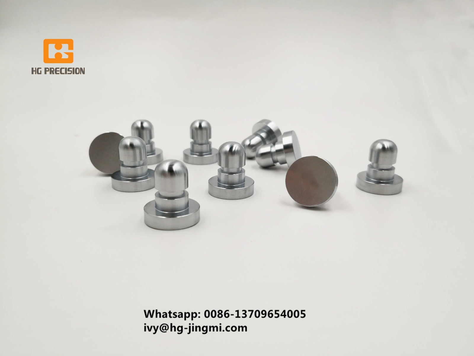 S45C CNC Machinery Parts-HG Precision