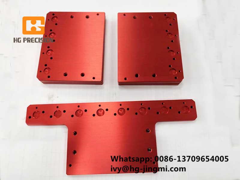 CNC Machinery Assembly Metal Plate