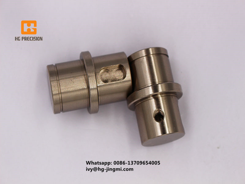 CNC Machinery Stainless Steel SUS303 Parts-HG Precision