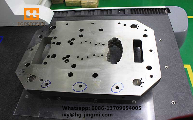 Precision Stamping Dies Plate By Jig Grinding-HG Precision