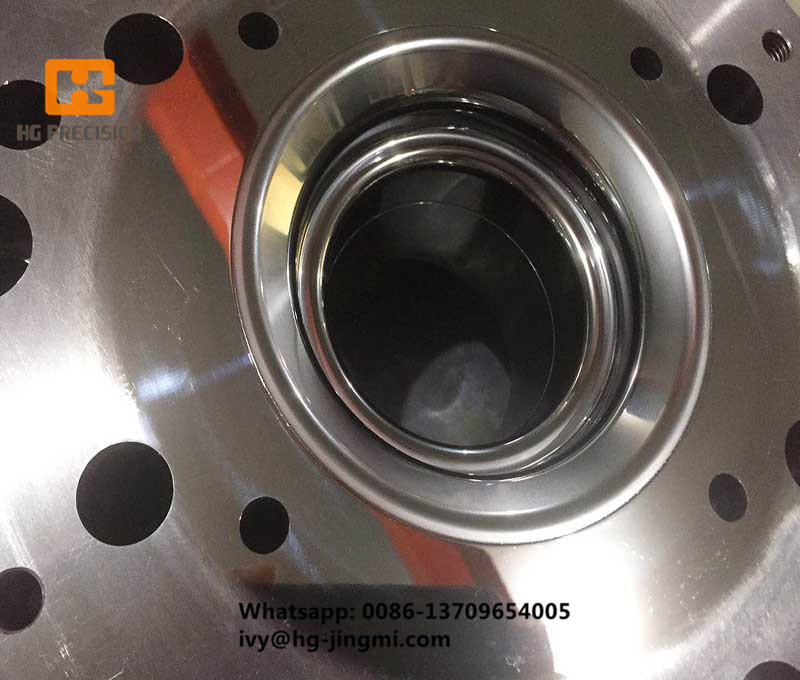 Fine Blanking Tooling Mold Parts YXR3