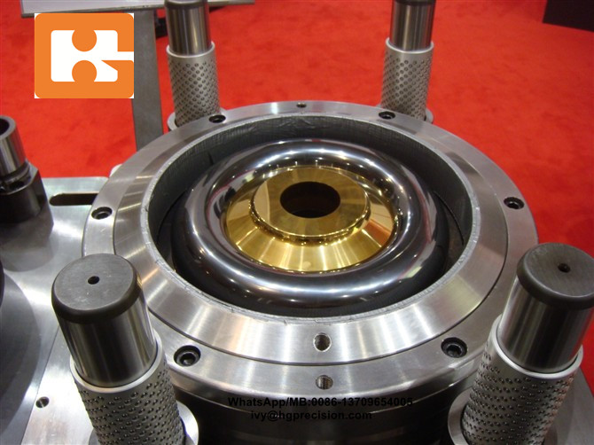 Fine Blanking Tooling Blanking Punch Die-HG Precision