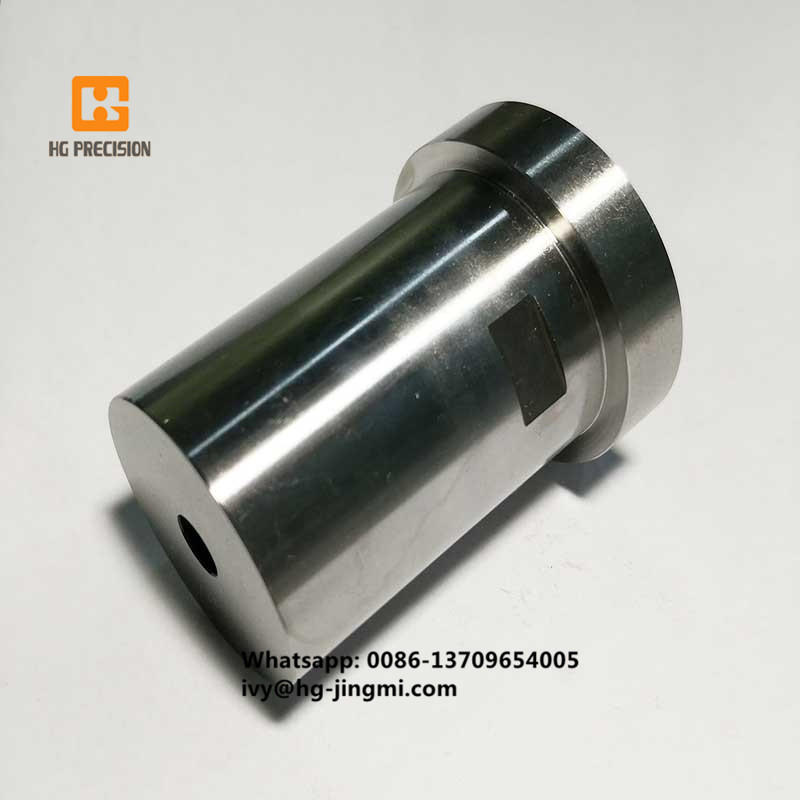 CNC Machinery Steel Parts-HG Precision