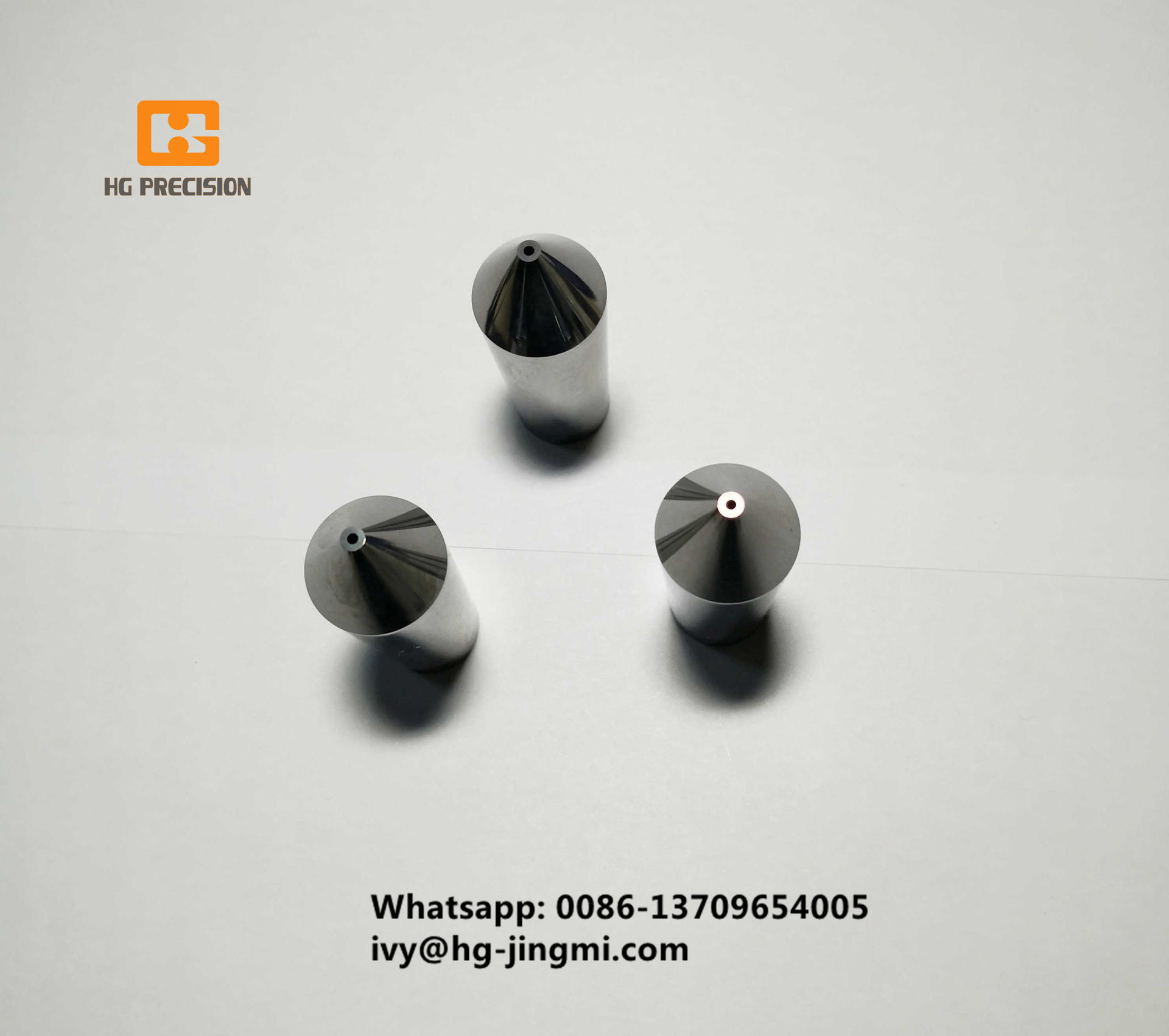 Nipple Die Polishing Carbide Parts-HG