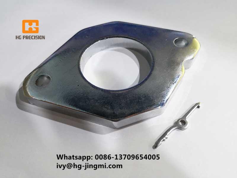 10mm Flange Fine Blanking Tooling-HG Precision