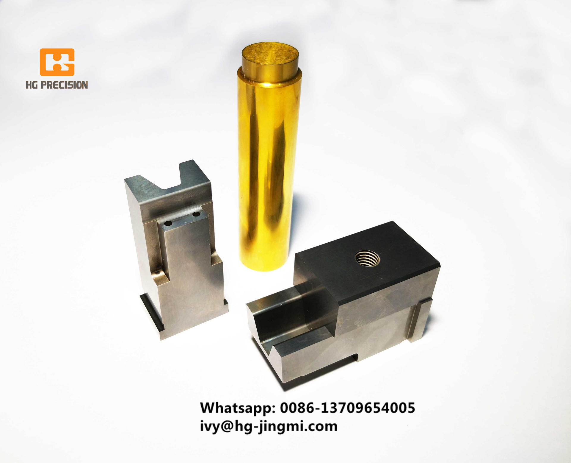 Carbide Punch Part Set