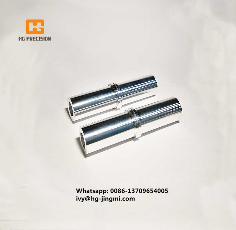 CNC Machinery Aluminum Assembly Parts