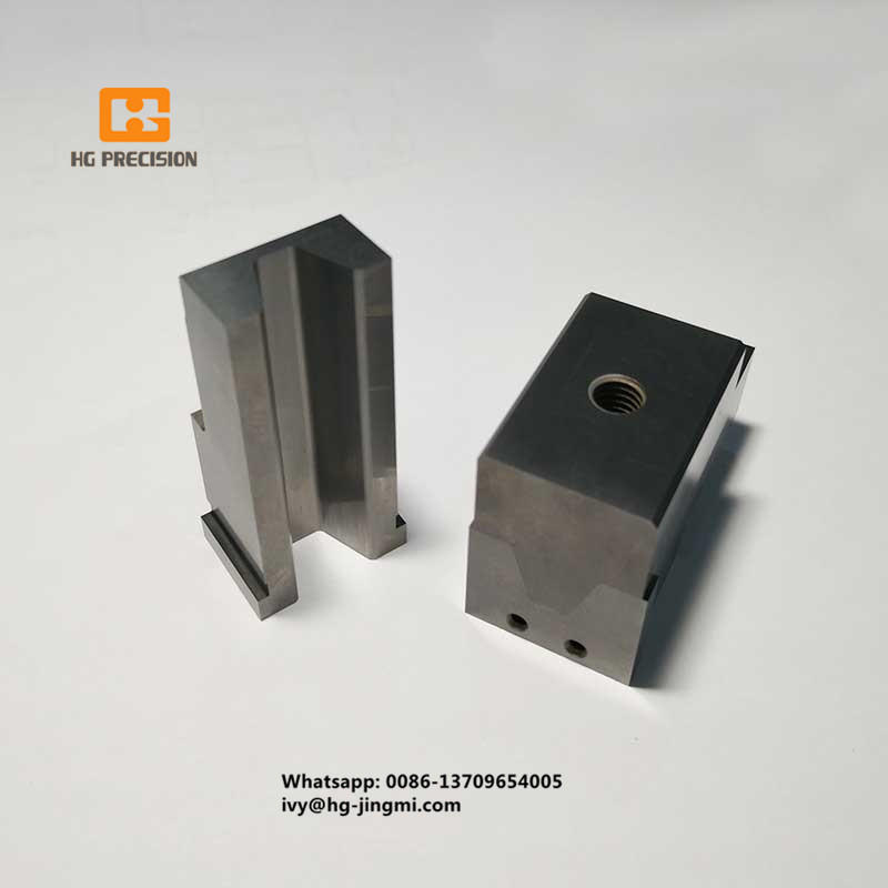 Special Carbide Assembly Punch Component