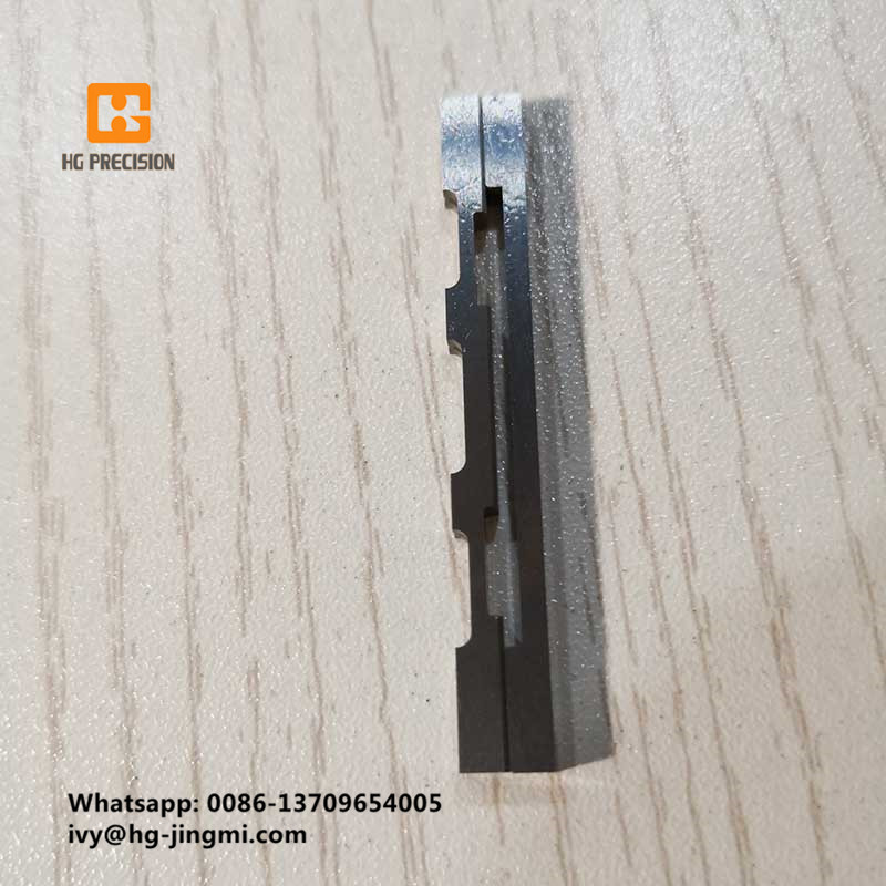 Information Description: Tungsten Carbide High Precision Parts For Foam Block Cutting Machines-HG Precision