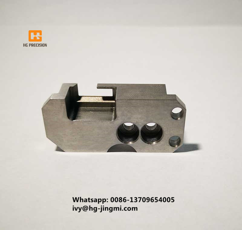 CNC Machinery S45C Parts For Jig Machine-HG