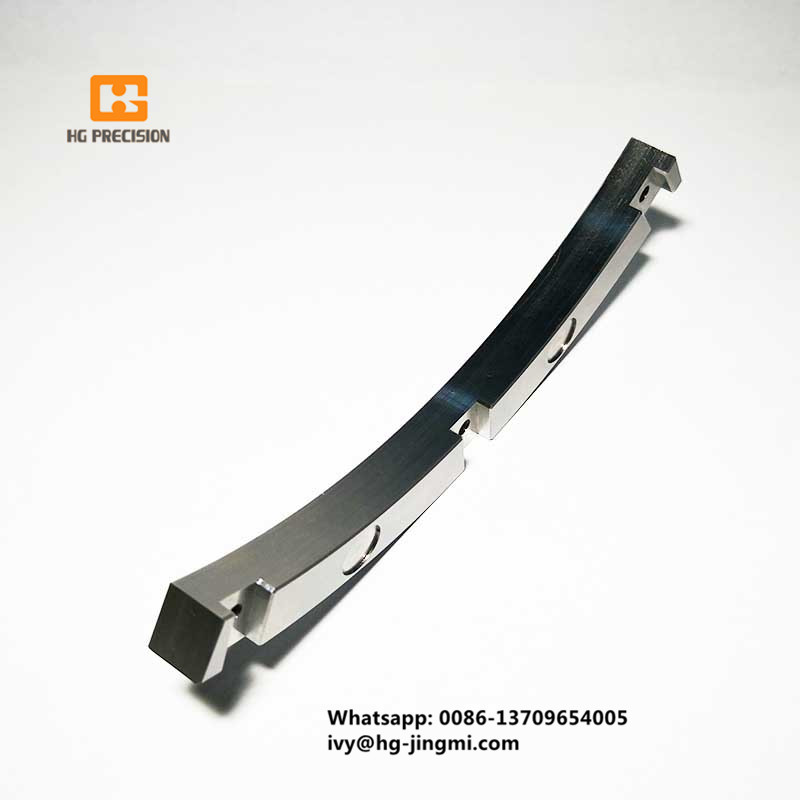 CNC Machining Parts For Welding Jig-HG