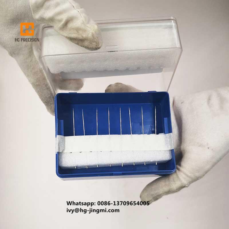 0.02mm Micro Carbide Core Pin-HG