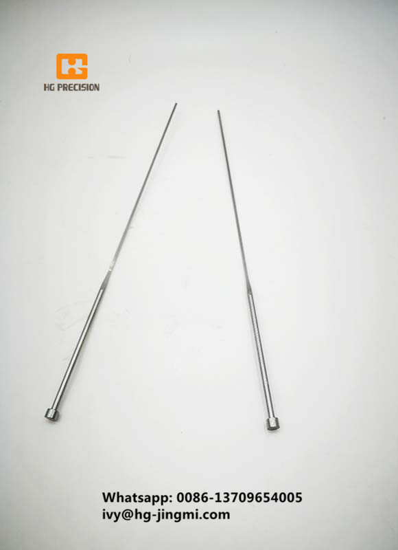 Precision Long Ejector Pin For Plastic Mold-HG
