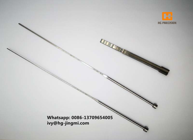 Precision Long Ejector Pin For Plastic Mold