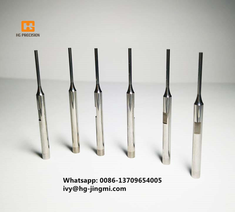 Terminal Tooling Carbide Punch