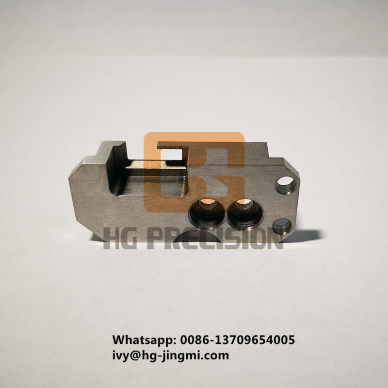 Precision CNC Machinery Parts For Japanese Market