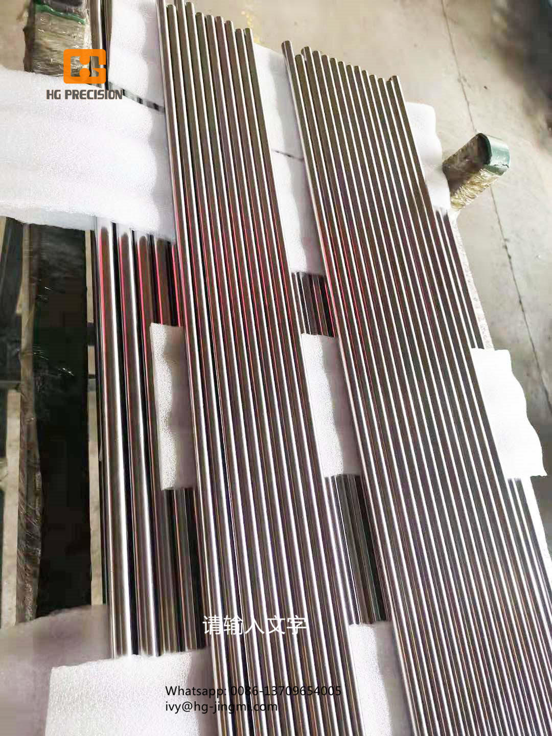 Long Size Ejector Pin For European Market