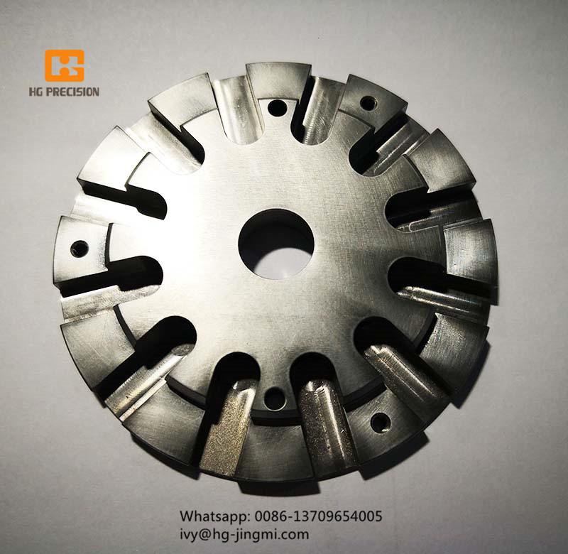 CNC Machinery S45C Component Parts HG