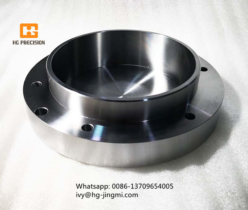 CNC Precision Machinery Plate-HG