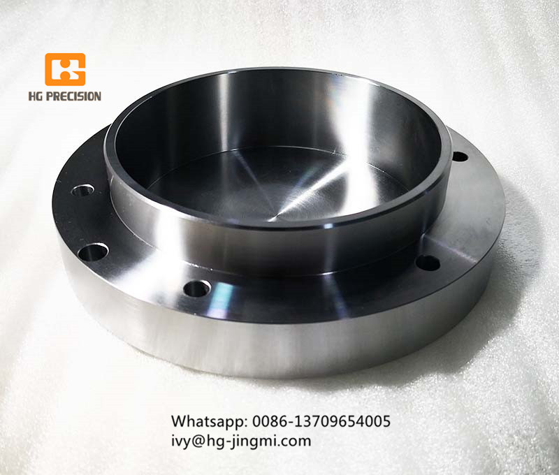 CNC Precision Machinery Plate-HG