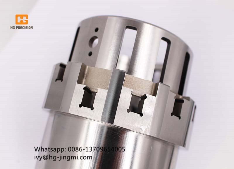 STAVAX CNC Machinery Parts
