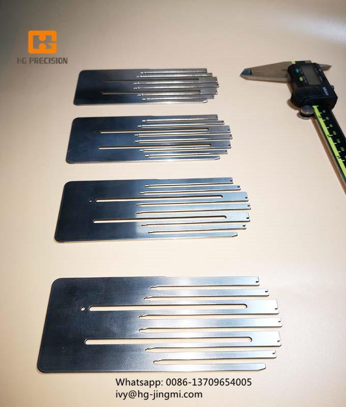 CNC Metal Precision Plate-HG Precision