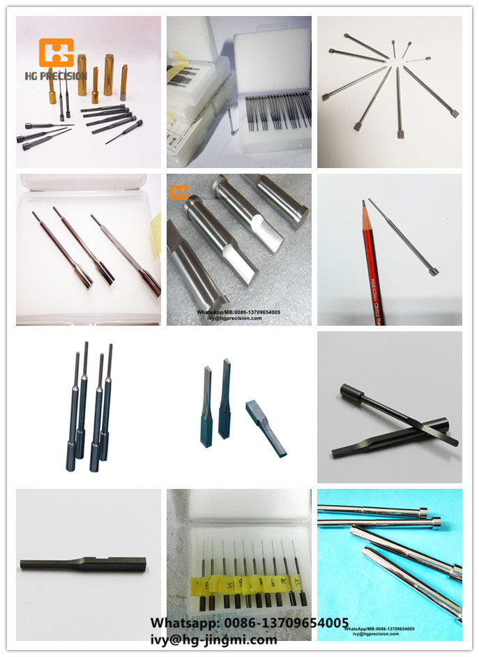 Kinds of Carbide Pilot Pin-HG Precision