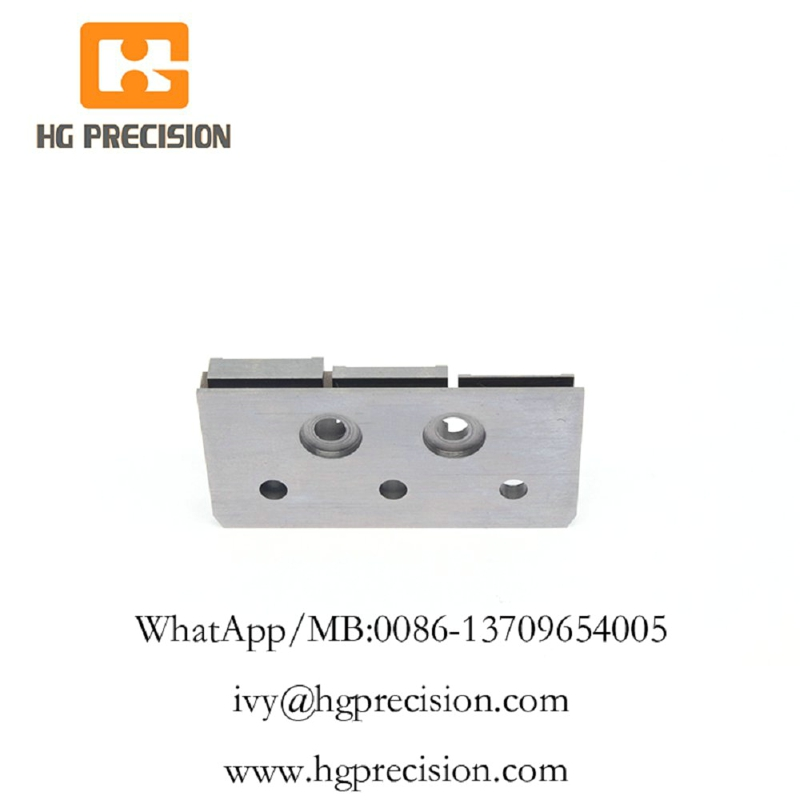 DH2F Metal Adjust Plate-HG Precision